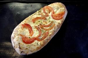 dinnete rezept tomaten käse